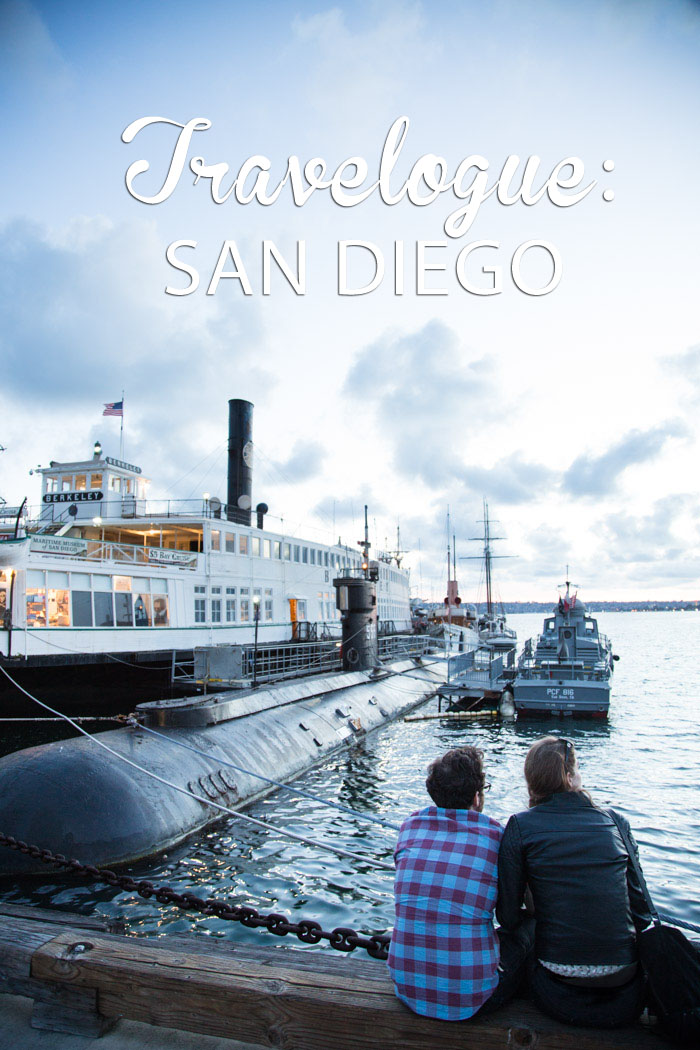 Travelogue San Diego