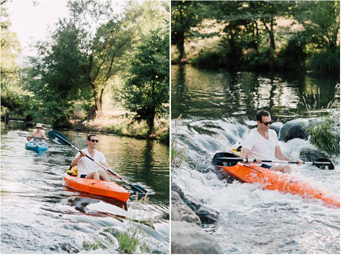 Putah Creek Paddle