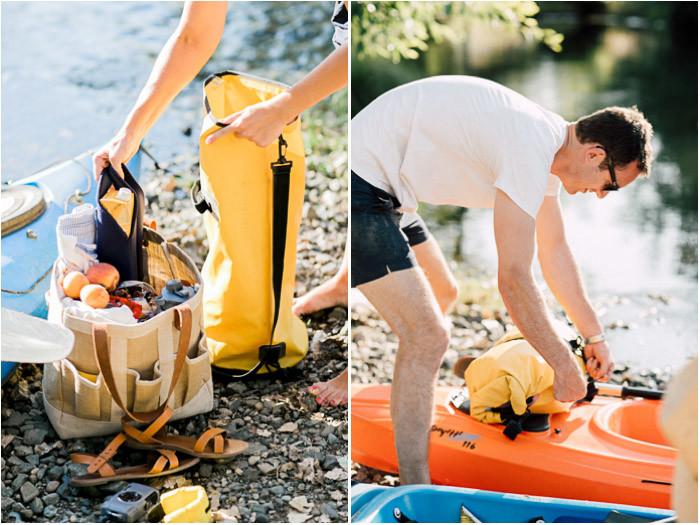 Putah Creek Paddle Provisions