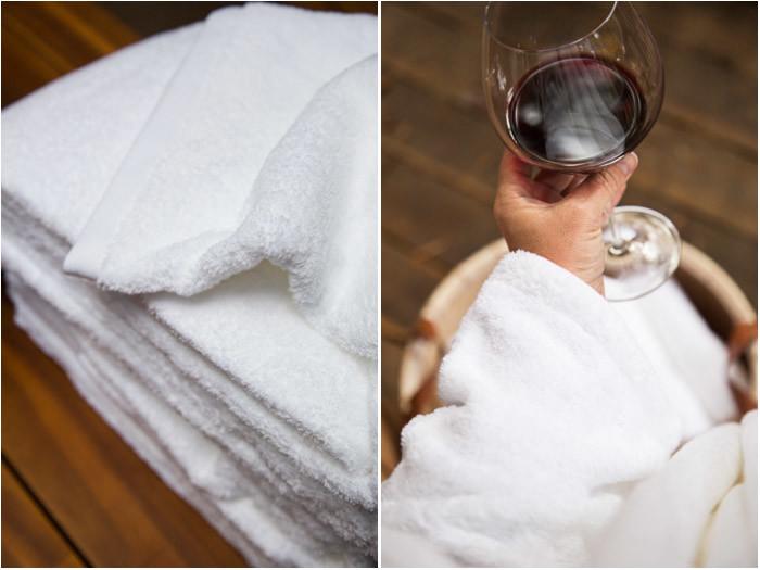 Snowe Towels
