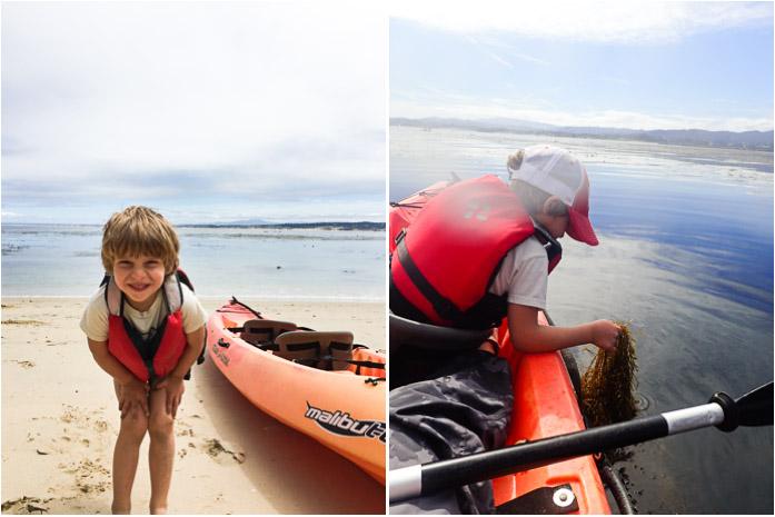 Monterey-Kayaking