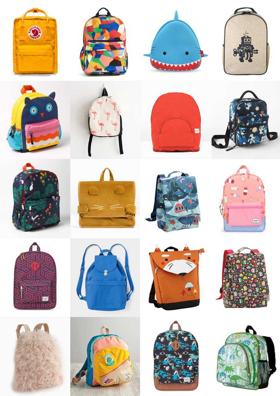 20 Back-to-school backpacks for kids - Hither & Thither