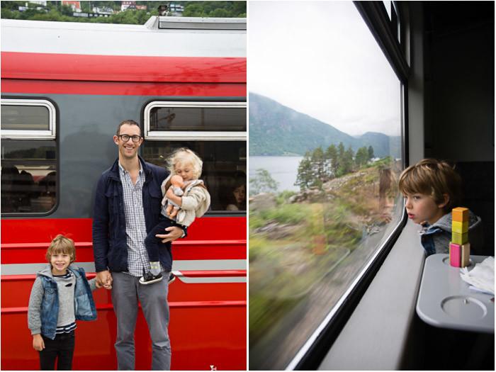 First Train Nutshell