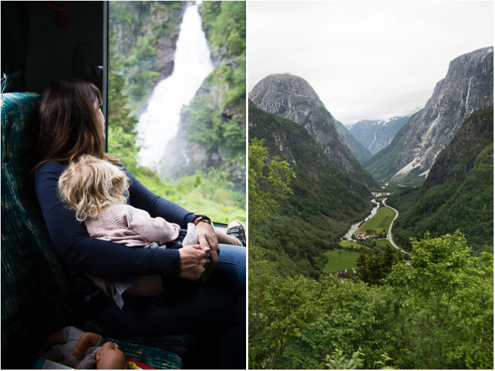 Norway Bus