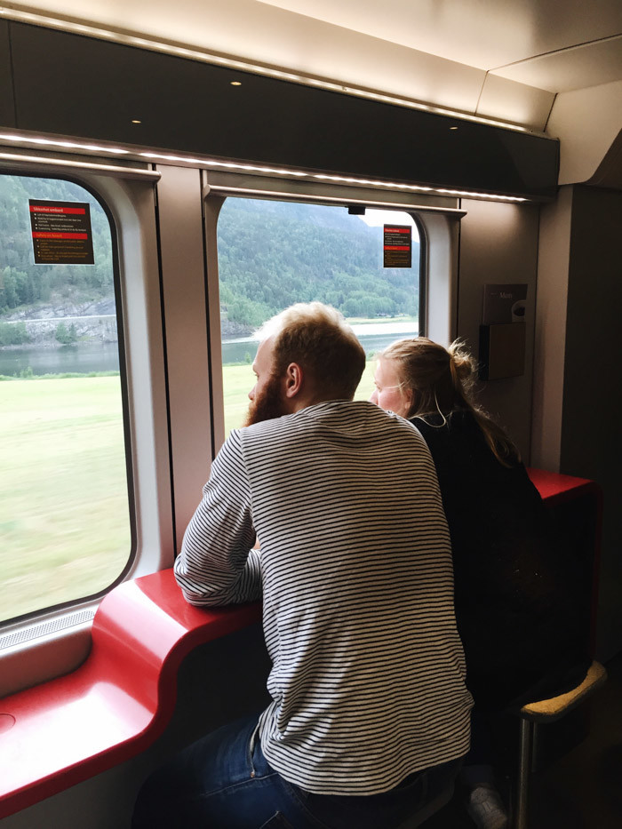 Oslo Train-Hither-and-Thither-1