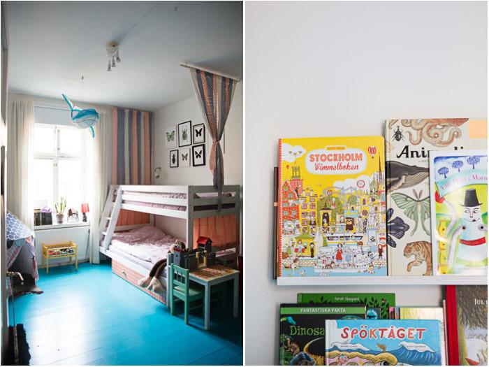 Stockholm-kids-room