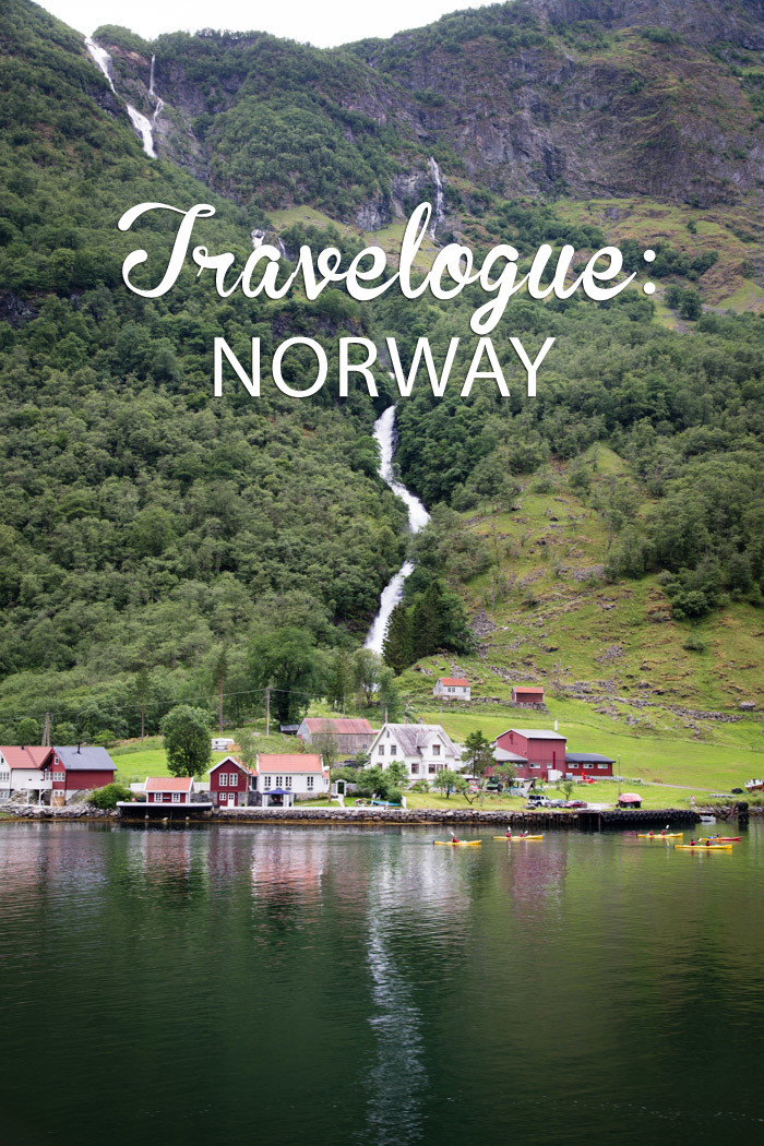 Travelogue Norway
