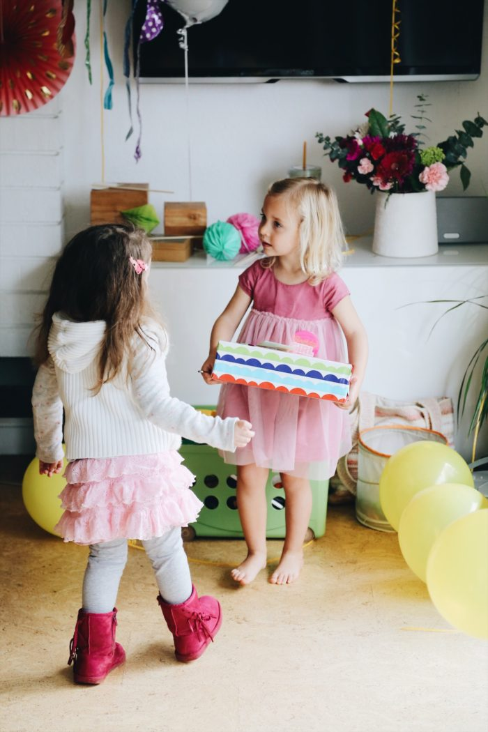 Cake Music Party Time For A 3 Year Old
