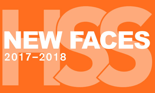 New Faces Graphic