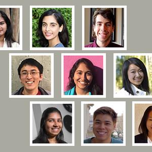 2018 HSS Prize Winners