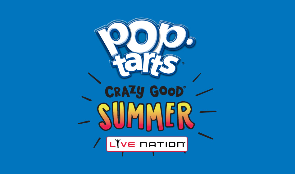 Pop Tarts Crazy Good Summer Tour