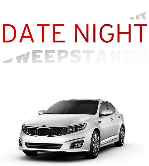 Kia rock star date night sweepstakes for Kia motors irvine ca