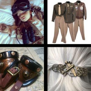aviation-costume-collage
