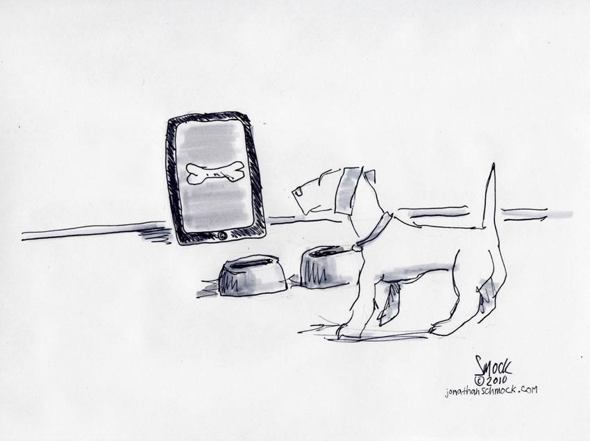 Doggie iPad