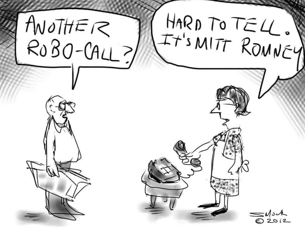 Mitt Romney Calling
