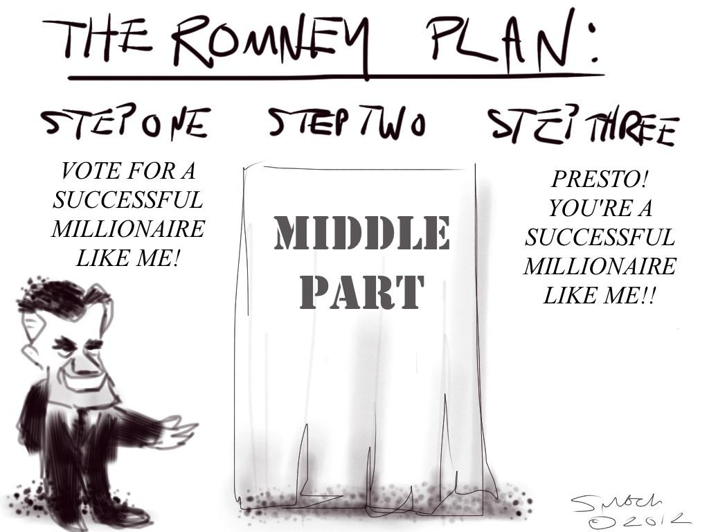 The Romney Plan