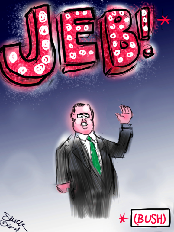 JEB BUSH: A Name Recognition Problem