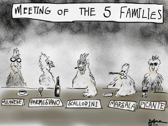 5 families 1a