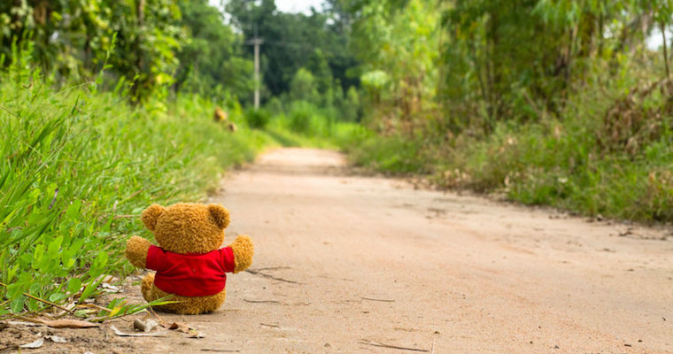 goal setting teddy bear