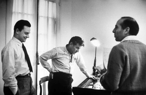 Leonard Bernstein;Jerome Robbins;Stephen Sondheim