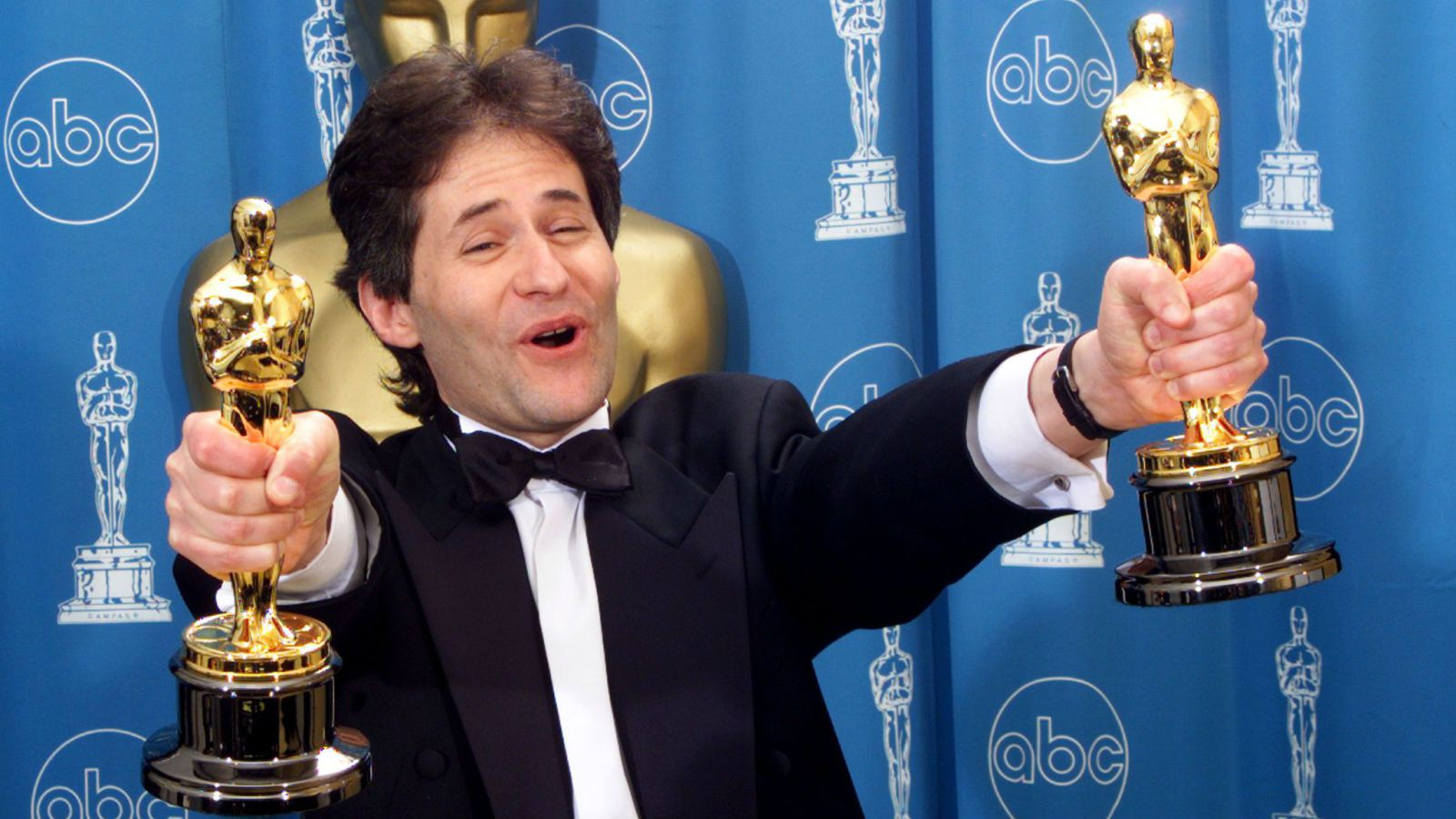 James horner with his oscars