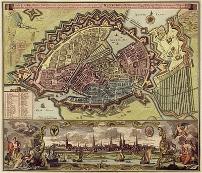Hamburg 1730