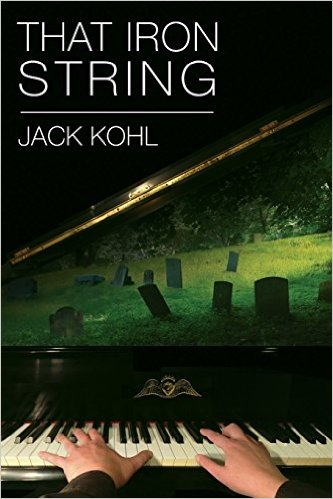 That iron string book cover