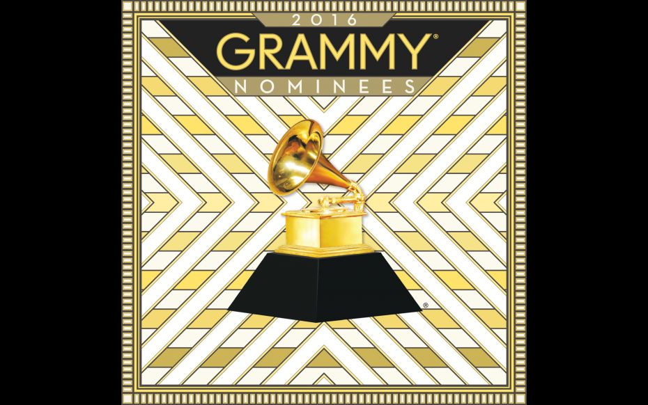 Grammy awards poster 2016