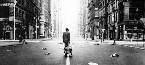 Alone streetcr