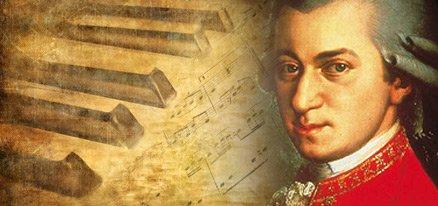 Mozart w piano