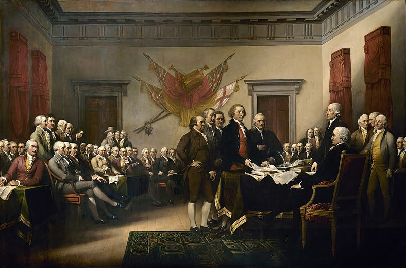 800px declaration independence