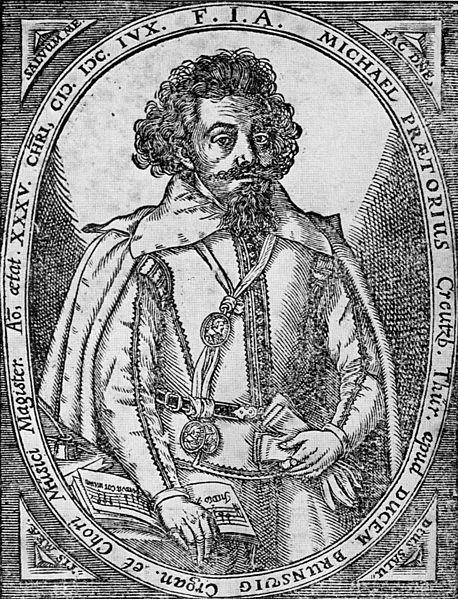 458px michael praetorius