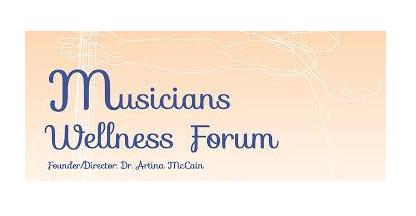 Musicians wellness forum for 2016