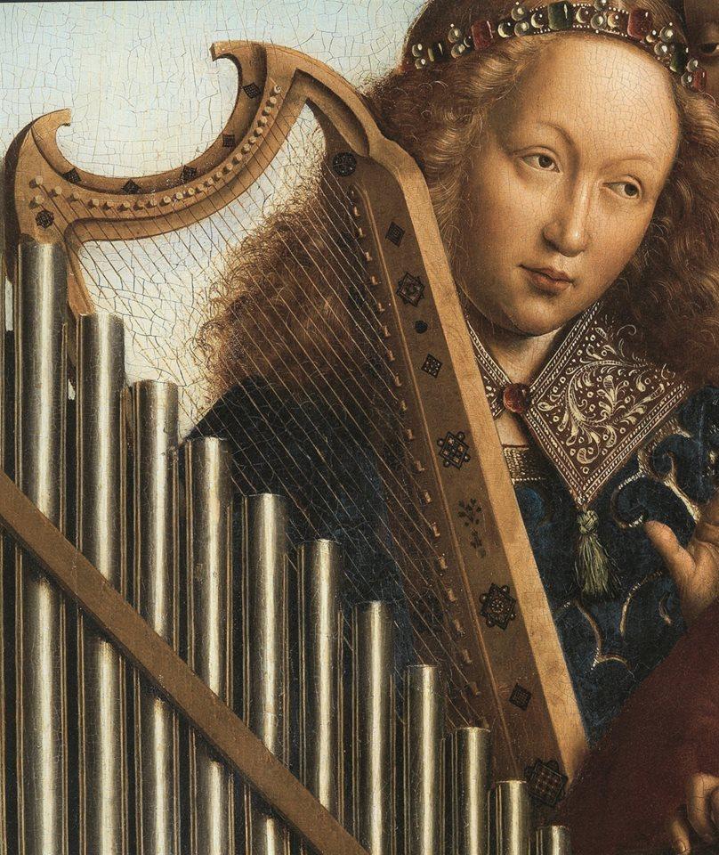 Van eyck detail