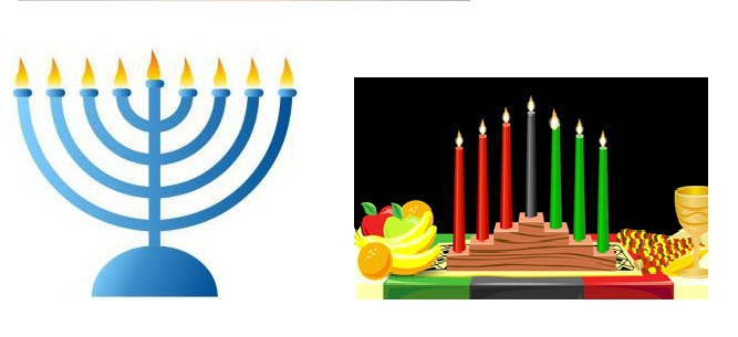 Hanukkah and kwanzaa images