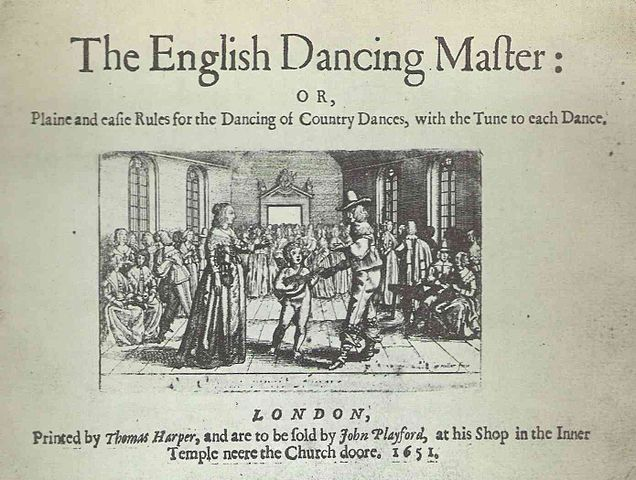 Playford dancing master