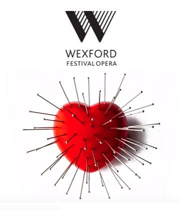 Wexford festival opera logo 65th yr