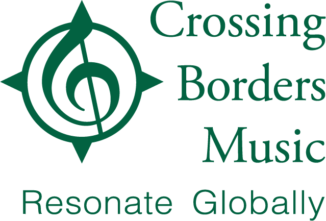 Crossing borders logo