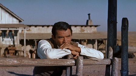 Gregory peck the big country