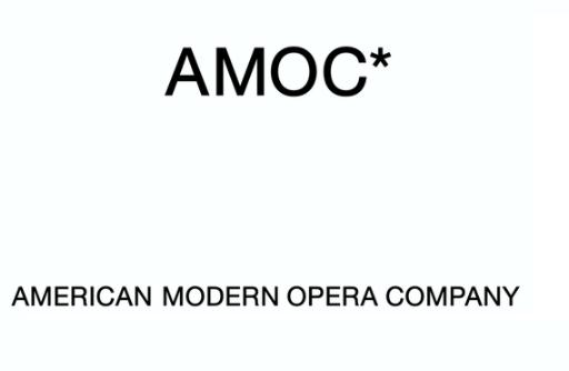 American modern opera co logo