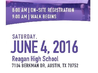 Walk for sickle cell