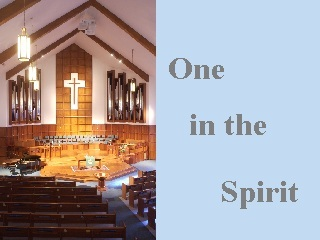 One in the spirit 320x240
