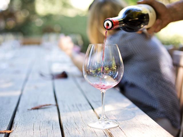 Wine luncheon
