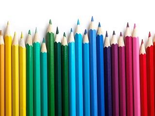 Coloring thumb