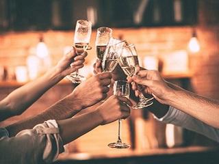 Champagne toast thumb