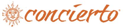 Concierto logo header