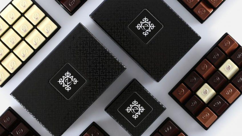 زيادة كمية الشوكولا . duble amount of the chocolate