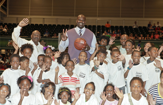 Shaquille ONeal pic