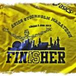 I just ran 26 miles and all I got was this great shirt! :) &lt;span&gt;&amp;copy; Johan Wikman &lt;/span&gt;