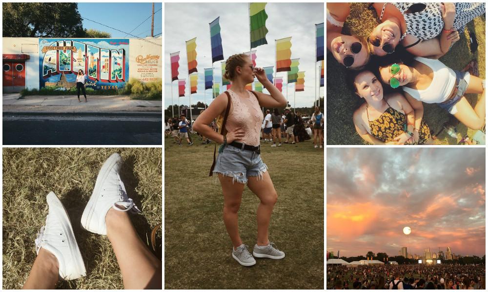 K-Swiss On The Road: Austin City Limits